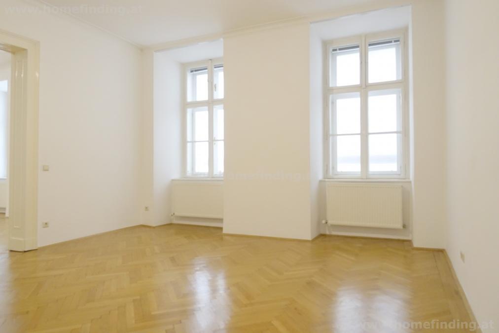Palaiswohnung beim Graben - 2 Zimmer - unbefristet