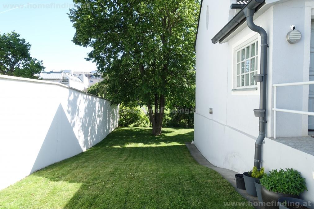 Einfamilienhaus mit südseitigem Garten - befristet