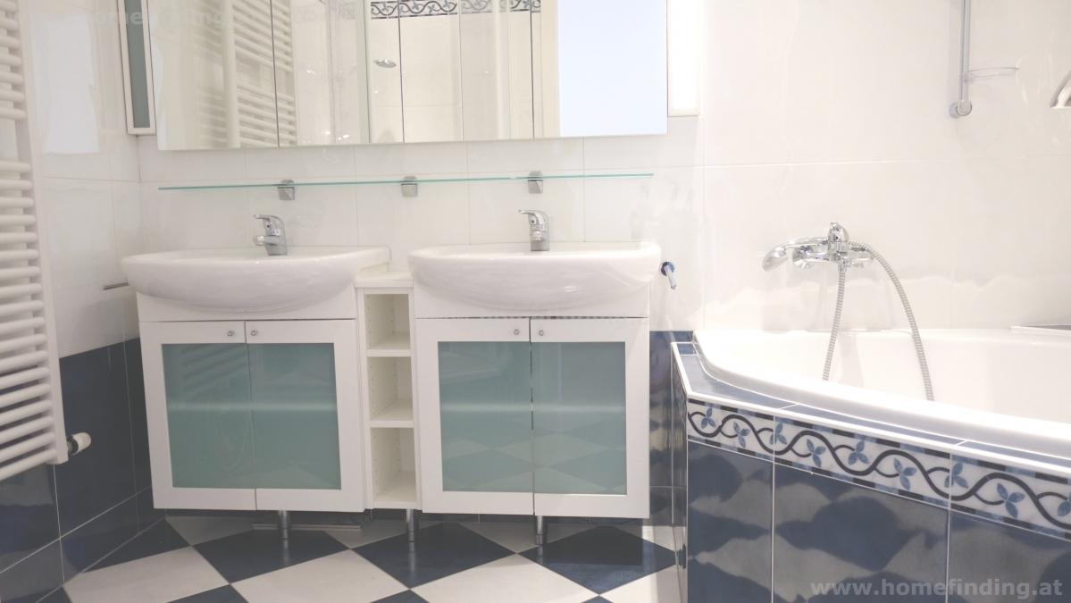 sunny 3 rooms with 2x balcony