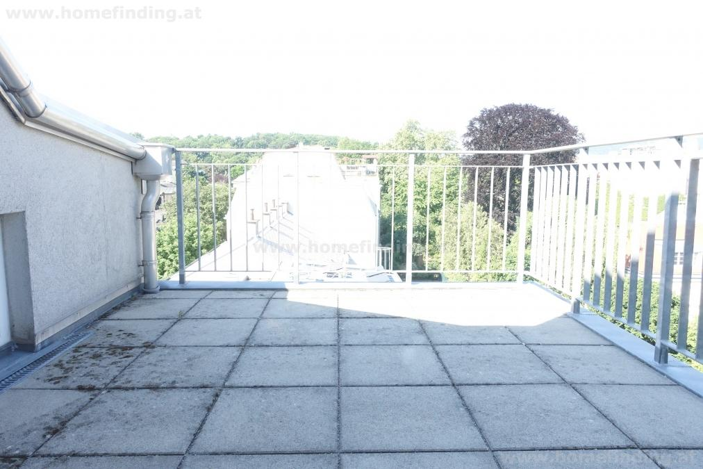 wunderschöne Dachgeschoßmaisonette mit 2 Terrassen