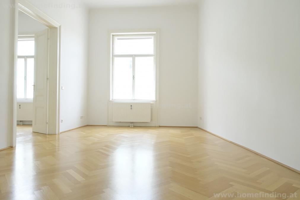 Porzellangasse: schöne 4-Zimmer-Altbauwohnung - unbefristet