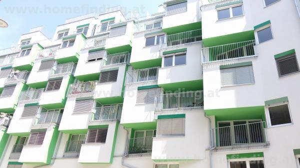 Sonnwendviertel: schöne 2 Zimmerwohnung - 5 Jahre befristet