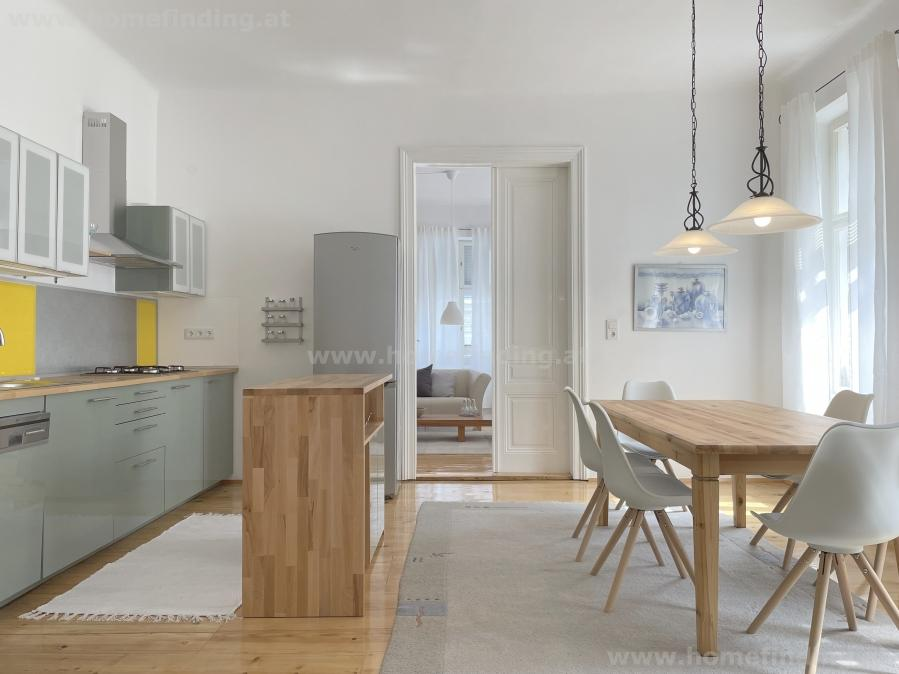 furnished 4-room apartment (2 bedrooms)
