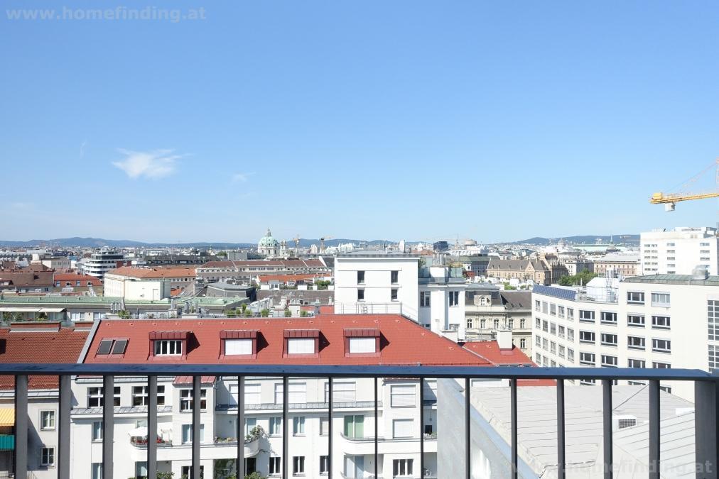 Modenapark: 4 Zimmer Balkonwohnung - 5 Jahre befristet