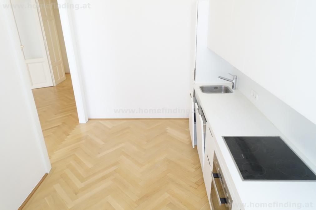Landhausgasse: 2 Zimmer-Altbauwohnung - unbefristet