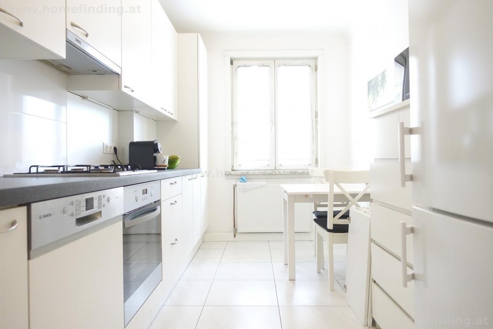 expat flat/ furnished:  möblierte 2 Zimmerwohnung - befristet