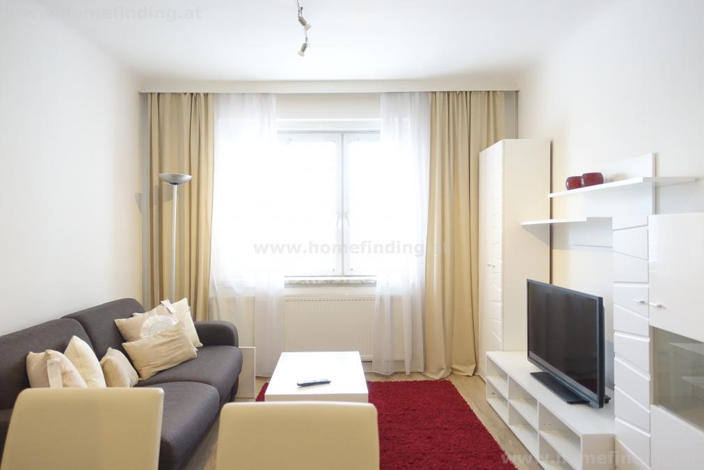 close to Prater/ Donaukanal: furnished 2 rooms