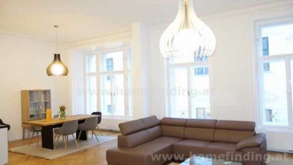 furnished / close to Singerstraße: 4 rooms