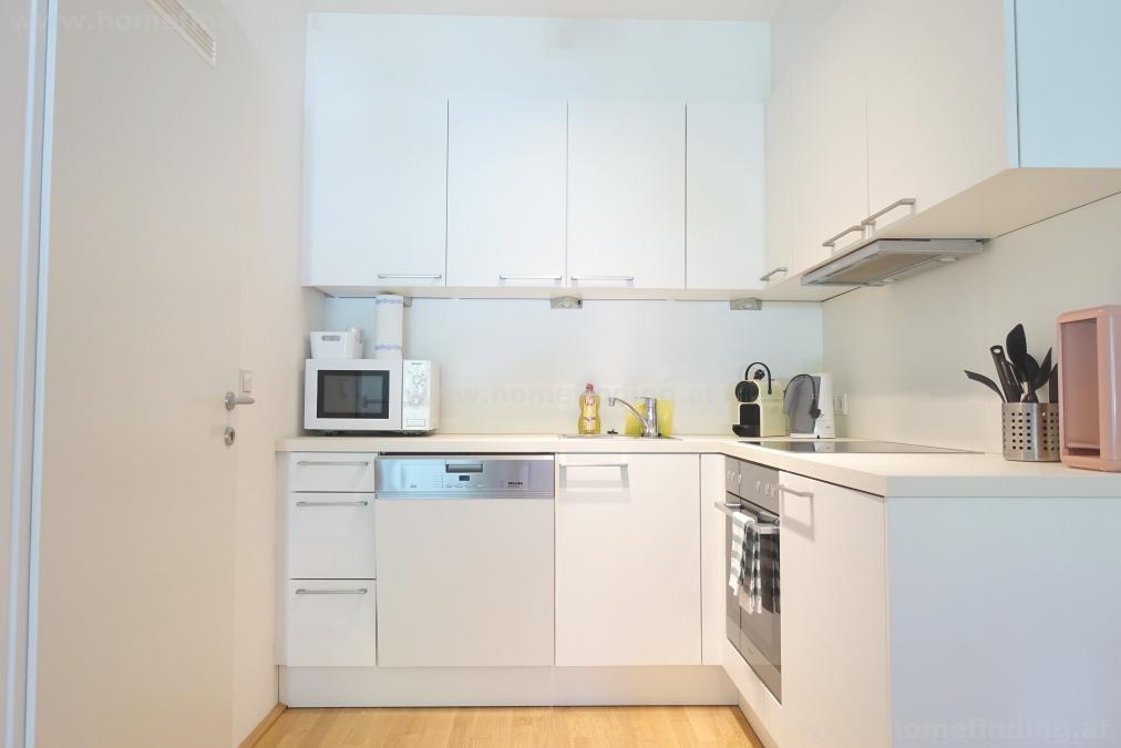 expat flat: 2 rooms with balcony I möblierte Balkonwohnung bei der Maxingstraße