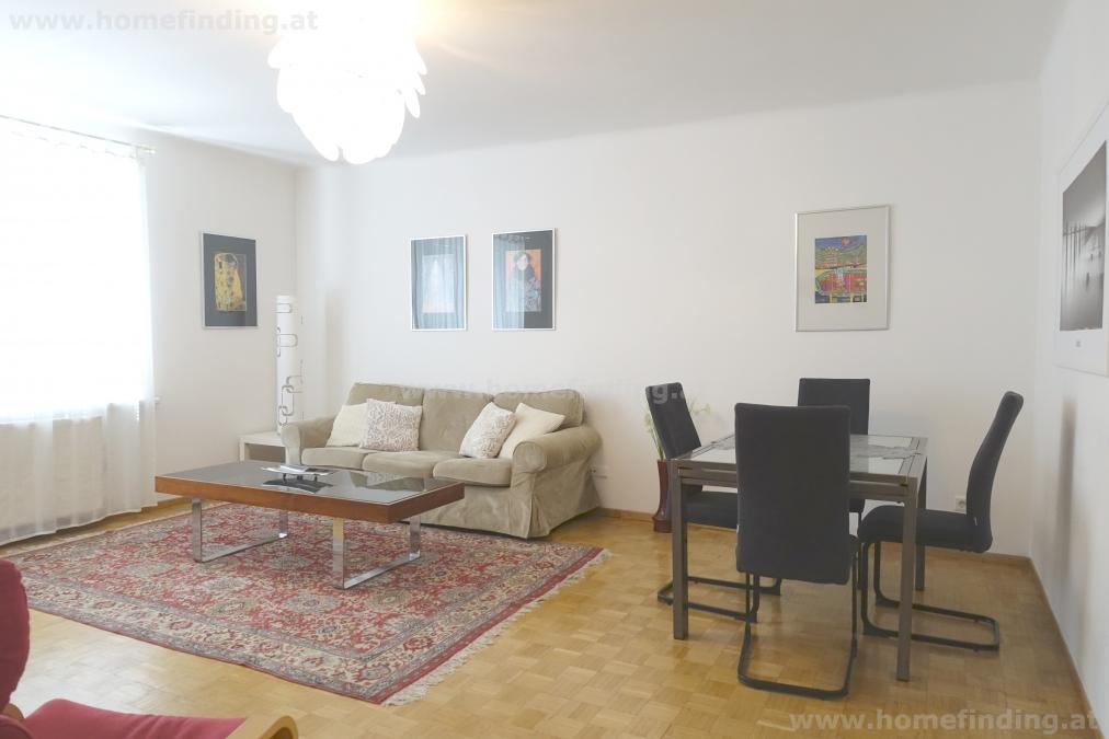 furnished 3 room apartment near opera house