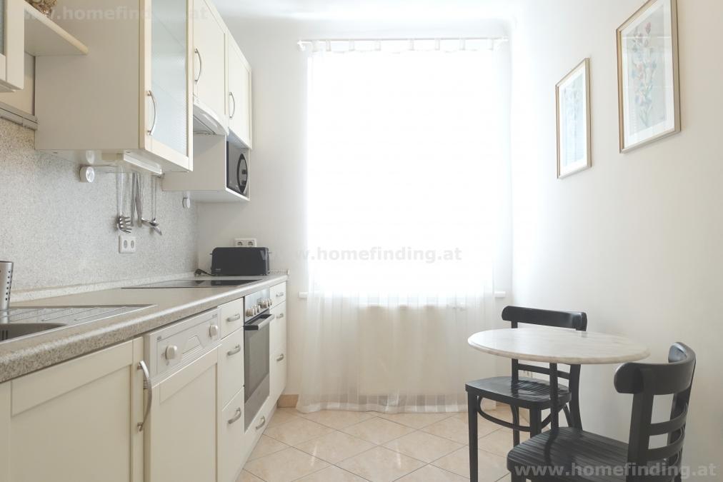 expat flat: furnished 3 rooms I möblierte 3-Zimmer bei der Oper