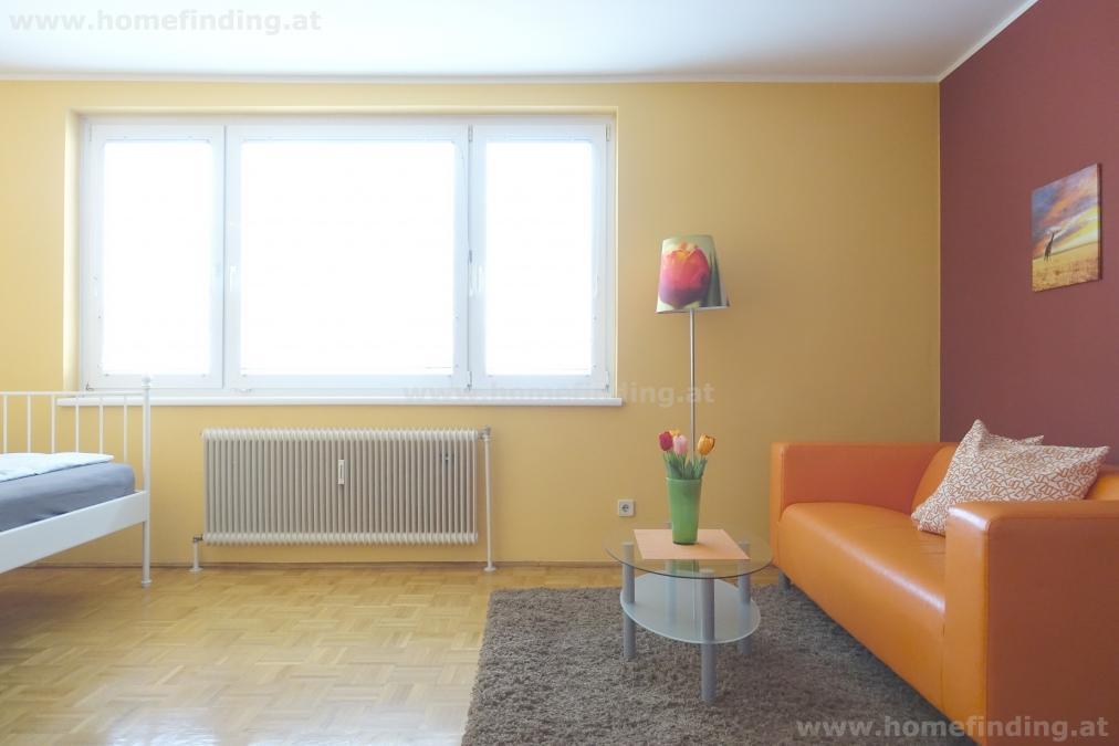 expat flat: furnished 1 room / möblierte 1-Zimmerwohnung nahe  Loquaiplatz