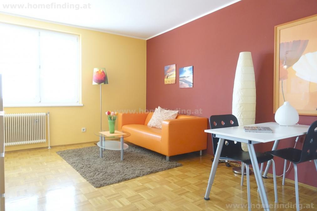furnished one room aparment close to Mariahilfer Straße