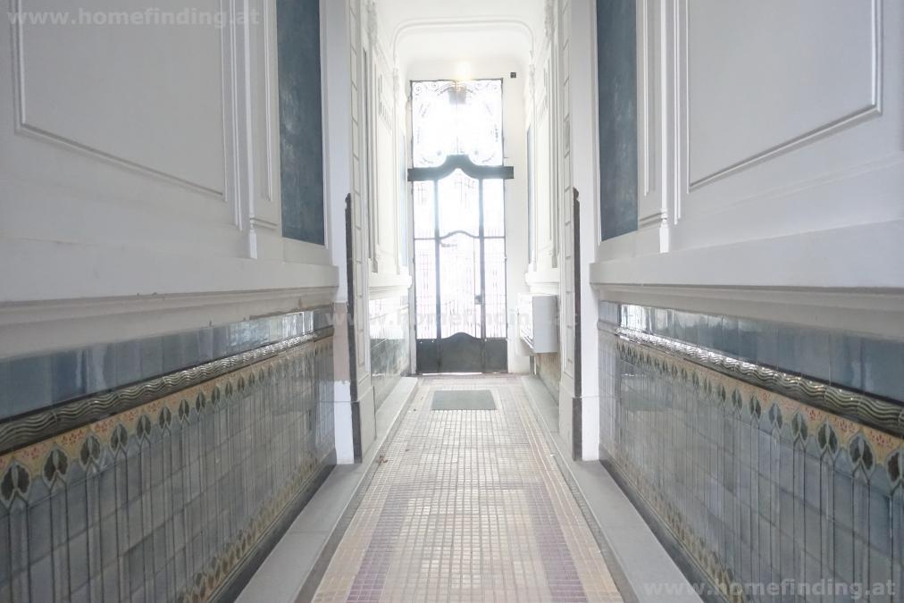 möblierte Balkonwohnung nahe Arenbergpark - befristet