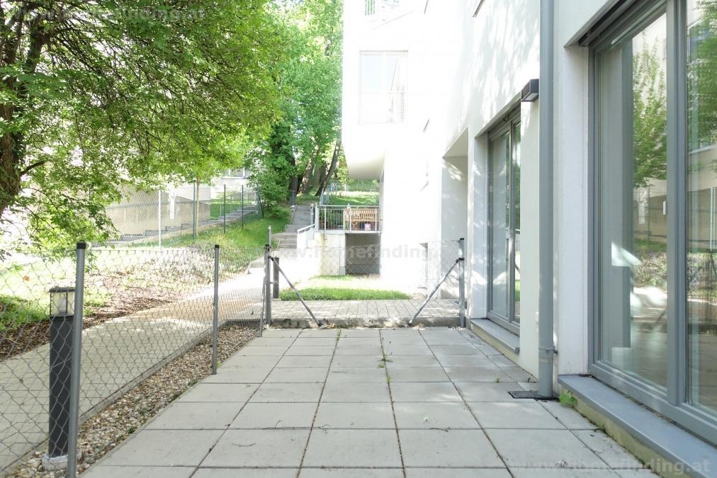 Gartenwohnung  nahe Mauer Hauptplatz - unbefristet