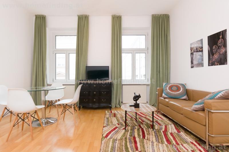 at Alser Straße: furnished studio