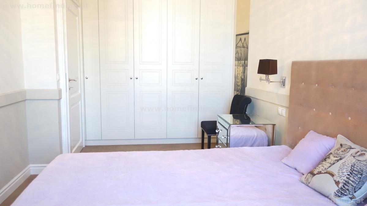 beim Schwedenplatz: möblierte 2-Zimmerwohnung