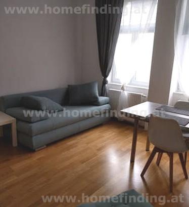furnished 3 rooms nahe Rochusmarkt