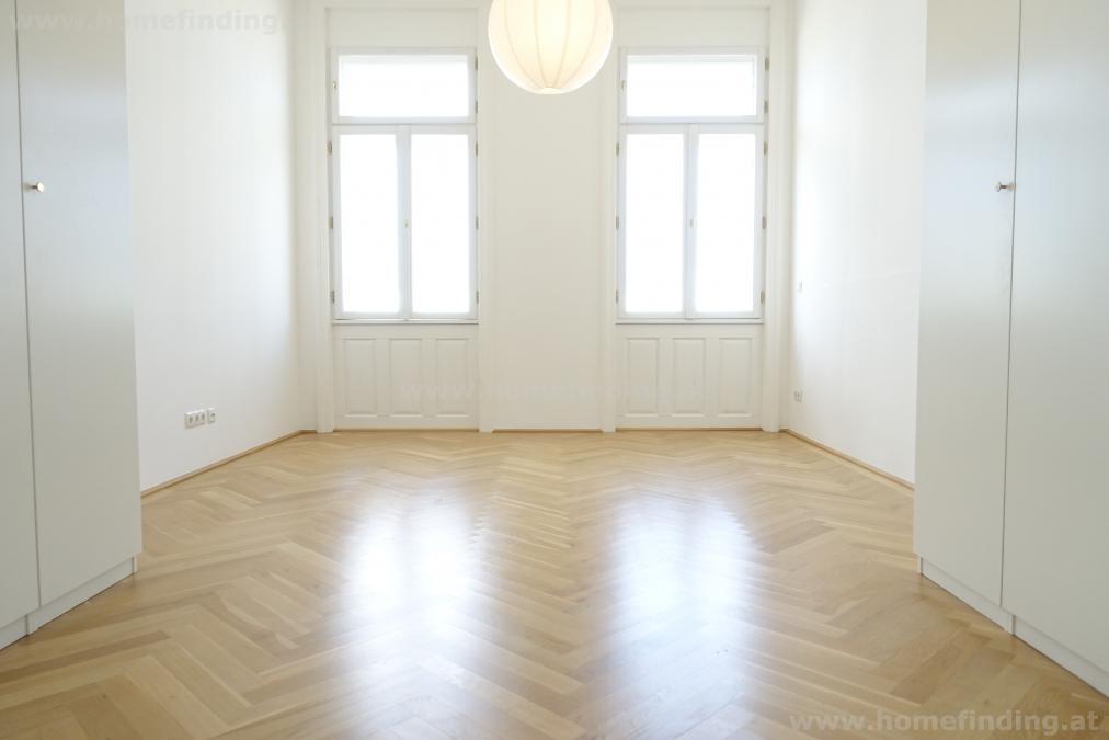 tolle 4-Zimmer-Altbauwohnung / Praterstraße - befristet