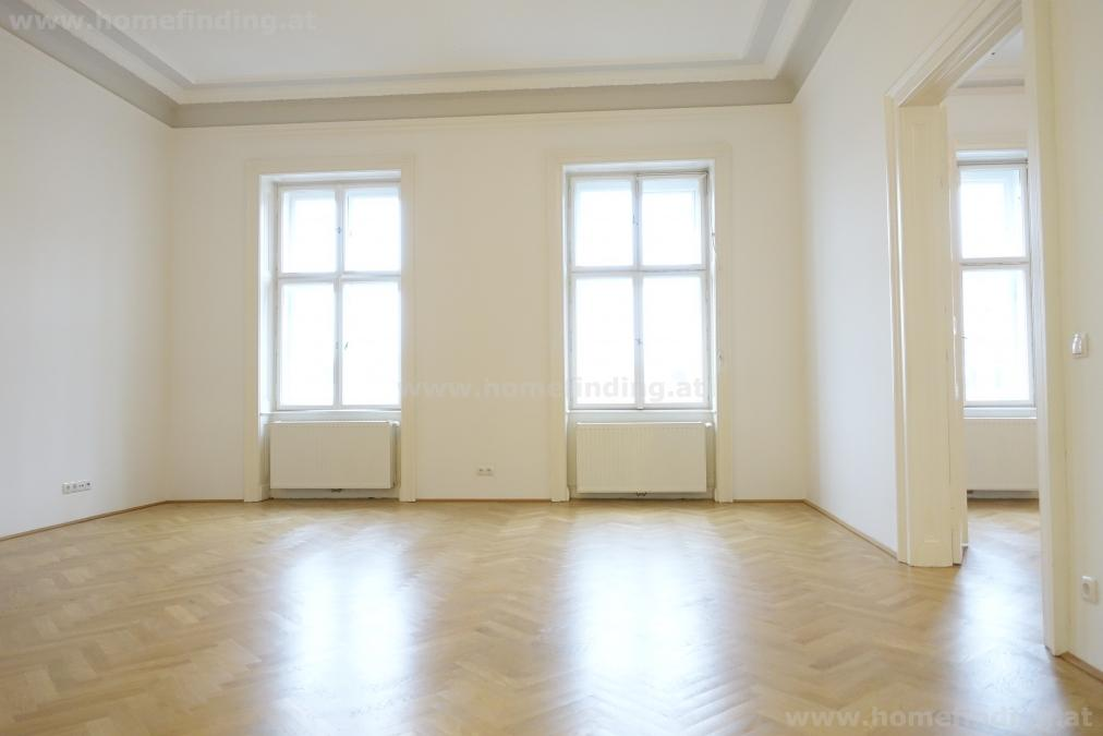 Votivkirche: great 4 rooms