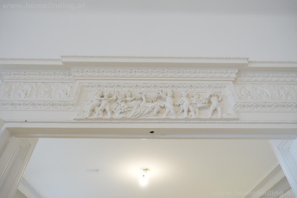Votivkirche: prachtvolle 4-Zimmer-Altbauwohung - unbefristet