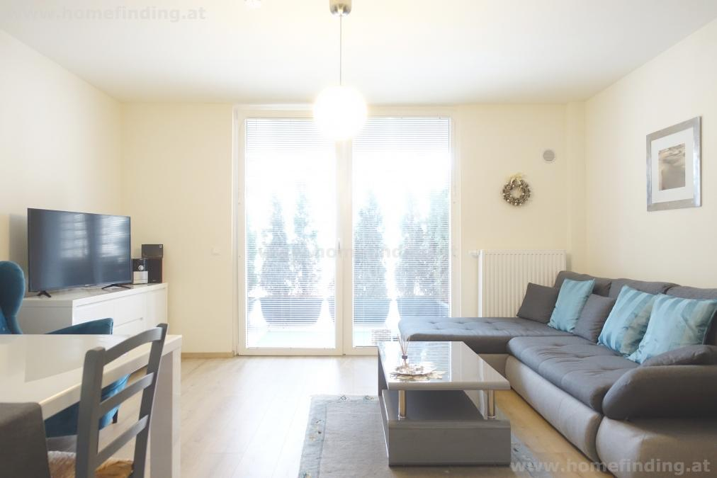 great 2 rooms with balcony- furnished