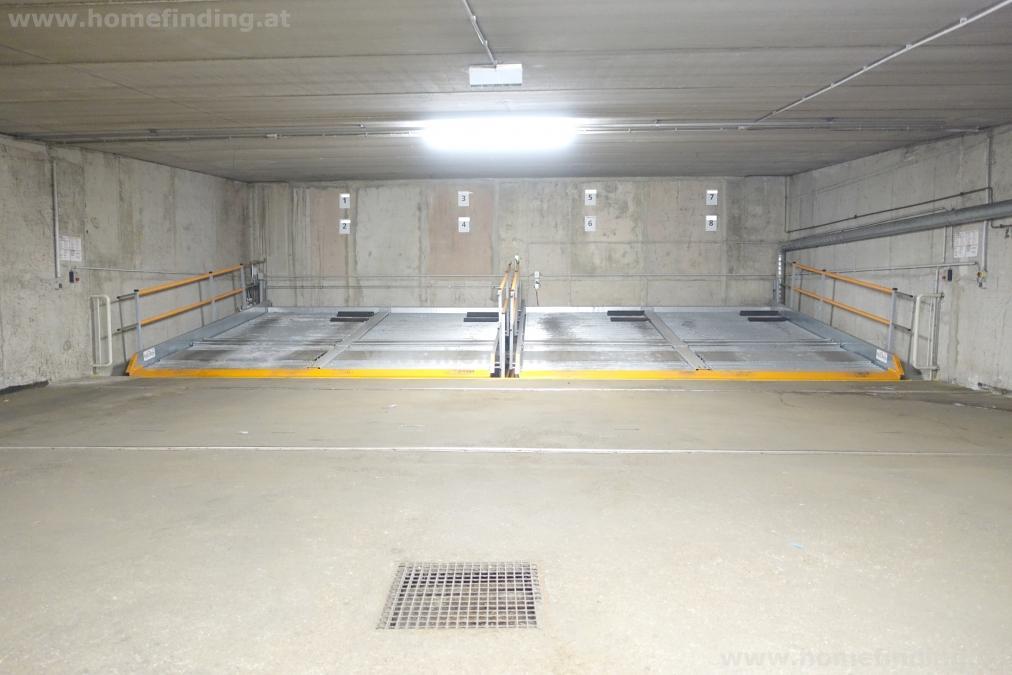 garage close to Augarten/ Karmleitermarkt