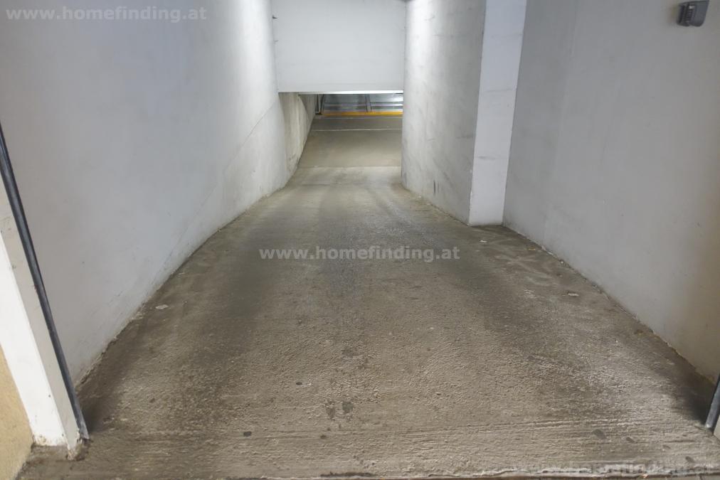 Garage nahe Augarten bzw. Karmelitermarkt