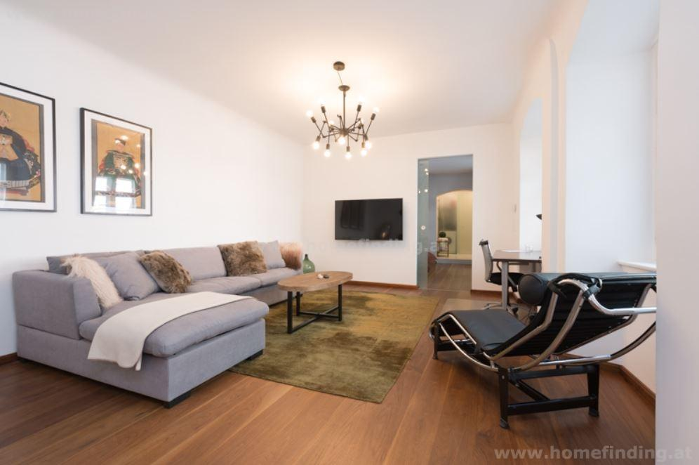 Möblierte Wohnung in der Innenstadt / Judenplatz