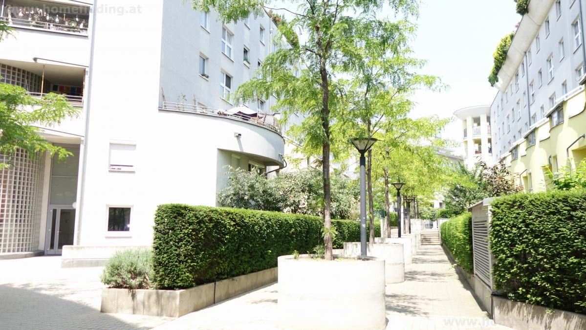 Terrassenwohnung - nahe Rochusmarkt