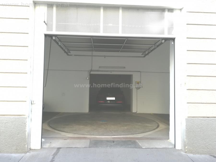 Taubstummengasse - Garagenplatz - unbefristet / E-Auto-geeignet!
