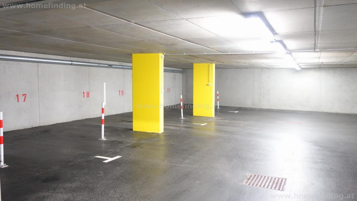 Garagenplatz in Althietzing / Hügelpark