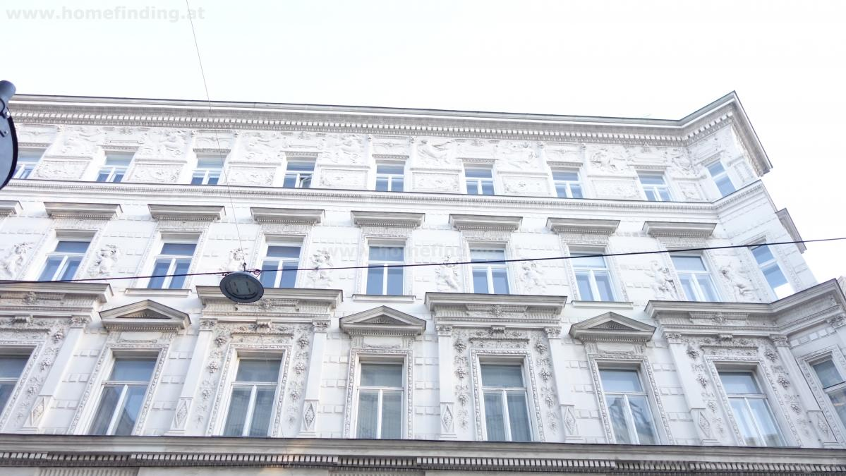 old style apartment - refurbished / 4 rooms