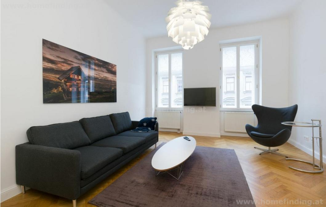 Furnished: 3 bedroom apartment near Döblinger Hauptstrasse