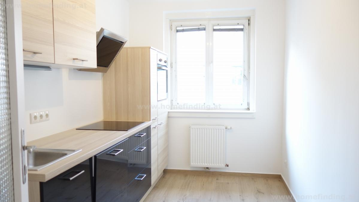 refurnished bright 3 rooms close to Drasche Park