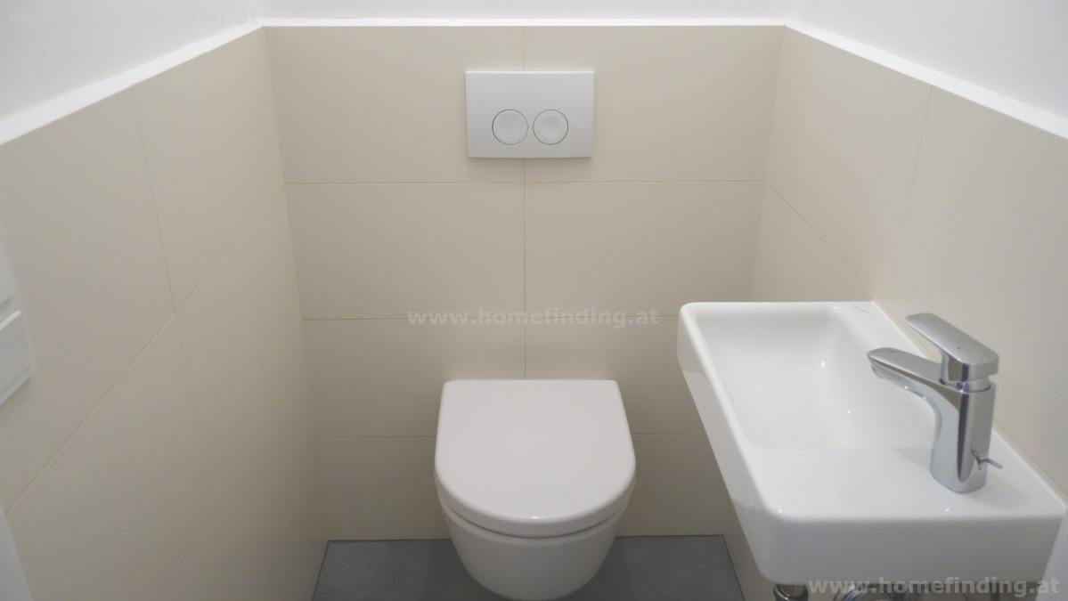 provisionsfrei: Erstbezug - 3 Zimmer mit Klimaanlage