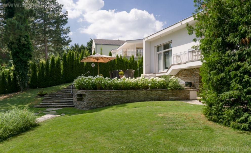 Villa in Ruhelage Nähe Grinzinger Steig