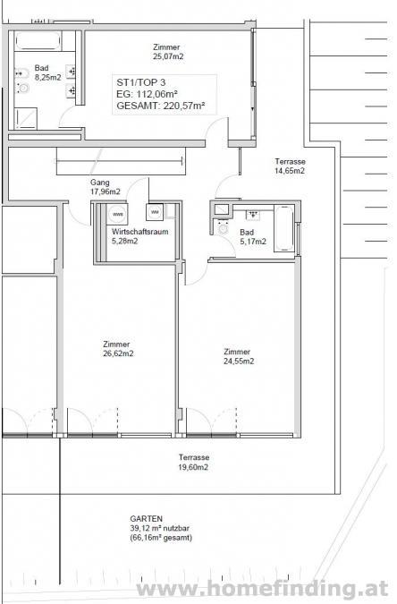 Pool, Weinkeller, Terrasse, Garten: 5 Zimmer, unbefristet