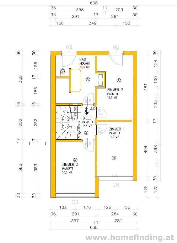 Bauprojekt I Einfamilienhaus in Weinsteig - provisionsfrei*