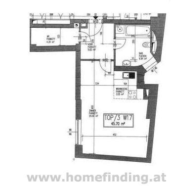 hübsche 1- Zimmerwohnung nahe Schottenring - 5 Jahre befristet