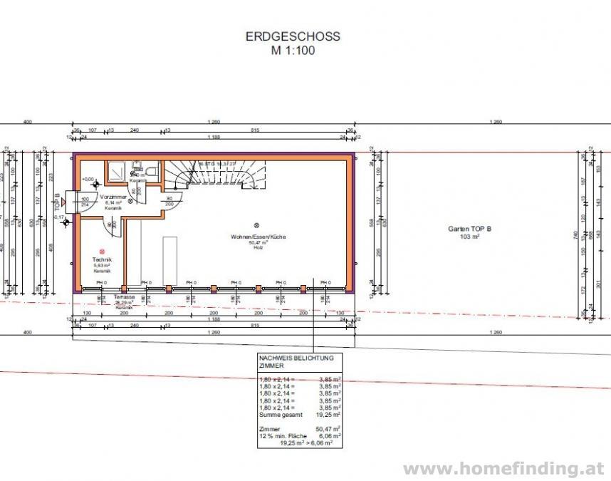 Projekt für Einfamilienhaus in Mannersdorf - provisionsfrei*