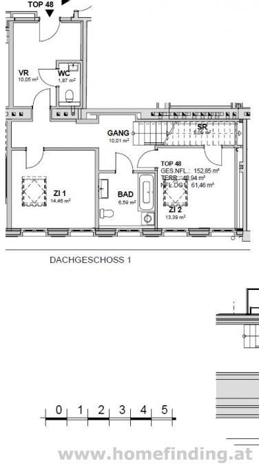 Neubaugasse - Erstbezug: 3 Zimmerwohnung - unbefristet
