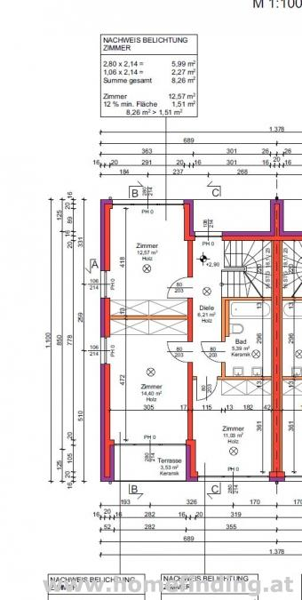 Leopoldsdorf: Baurechtsgrund mit Projekt für Doppelhaushälfte - provisionsfrei*