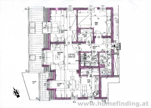 Neubauwohnung in Althietzing - befristet