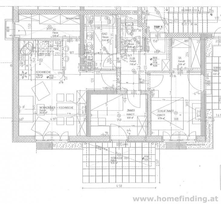 3-Zimmer-Gartenterrassenwohnung I ruhig - befristet