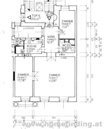 expat flat: furnished 3 rooms I möblierte Altbauwohnung nahe dem Rathaus
