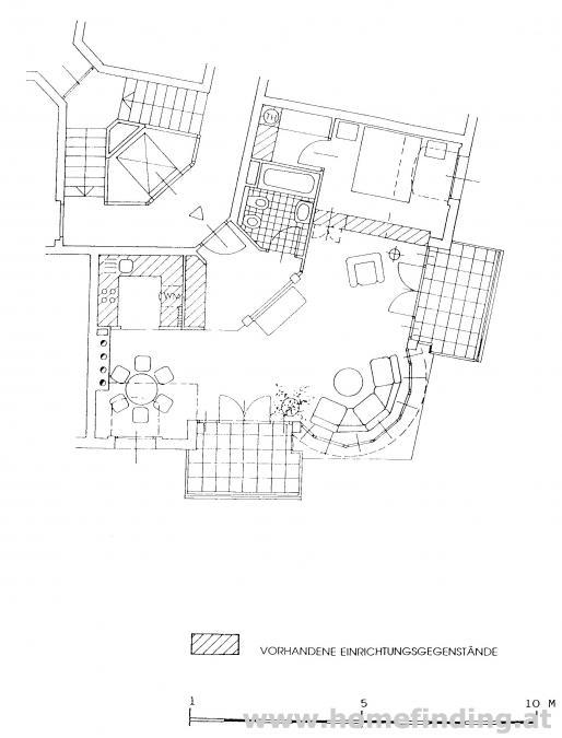 helle 2-Zimmer-Terrassenwohnung nahe Streckerpark - befristet