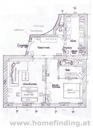 expat flat: furnished 2 rooms/ möblierte Luxuswohnung - befristet