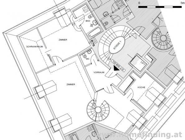 Freyung: Wohnen im Palais - befristet