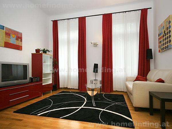 Gersthof: möblierte 2-Zimmer-Wohnung